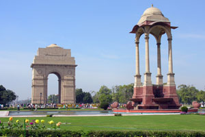 Monuments Of New Delhi
