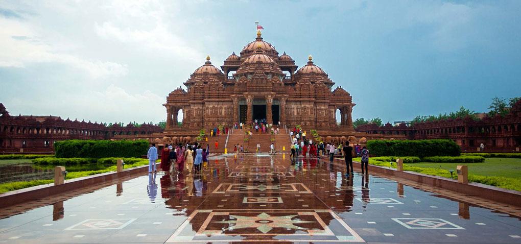Historical Monuments In Delhi